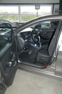 autoaanpassing aangepaste bestuurdersstoel