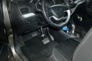 autoaanpassing parallel pedalen
